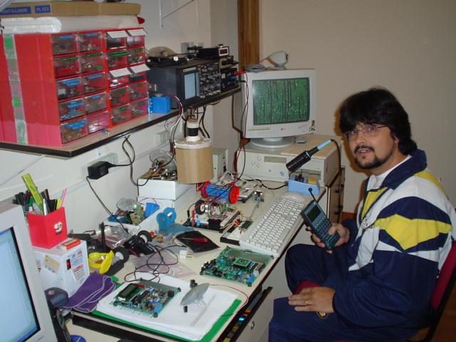 Extremamente Eletrônica - Arne's Home Page SO11
